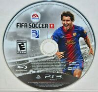 FIFA Soccer 13 (Sony PlayStation 3, 2012) PS3 EA Sports Video Game Disc Only