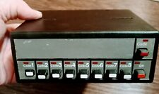 Vintage Code 3 Light Bar Amp Amplifier Power Source Built In The 1970s
