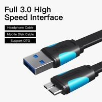 Vention Micro USB 3.0 Data Sync Cable Transfer Charger Wire Cord for Samsung S5
