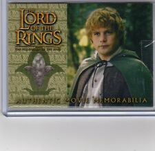 Lord of The Ring Sam`s Travel Waistcoat costume card