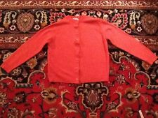 Hipster Vintage Munropsun Coral Heather Lambswool Cardigan S Small  EUC