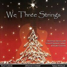 LINSTEAD,JOHANNES & FRIENDS-WE THREE STRINGS  CD NEW