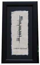 Irish Handmade Friendship Single Ogham