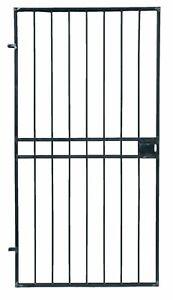 Heavy Duty Steel, Metal, Wrought Iron Security Grill, Door, Garden Gate (20X20)