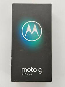 Motorola Moto G Stylus XT2043-4 128GB T-Mobile Clean IMEI New -LR1214 W