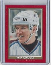 2005-06 ALEX TANGUAY UPPER DECK BEEHIVE RED PARALLEL #24