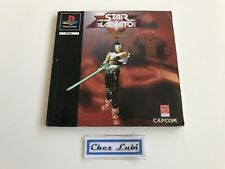 Notice - Star Gladiator Episode 1 Final Crusade - Sony PlayStation PS1 - PAL EUR
