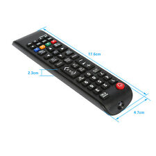 Black TV Remote Control AA59-00602A Fit Samsung BN59-00857A Smart LED HDTV