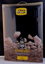 NEW!!! OtterBox Defender Series Case with Stand for Apple iPad Air 2 - Black