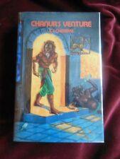 C.J. Cherryh - CHANUR'S VENTURE - 1st Limited