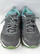 Skechers Skech-Air Memory Foam Running Athletic Shoes Women's 7 M Gray Preowned
