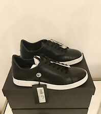 Versus Versace Lion Head Safety Pin Black Trainers Size 5 EU 38 £240 Brand New