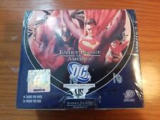 DC Comics; Justice League Of America, Factory Sealed Trading Card Game