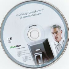 Welch Allyn Cardio Perfect Workstation Software