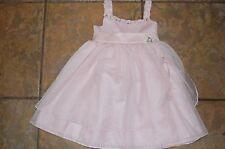 Toddler Girls PINK Sun Dress Sz 2T by Bluberi Boulevard...SUMMER SPRING WEDDING