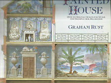 Decorative Painting-The Painted House-Over 100 Original Designs For Murals