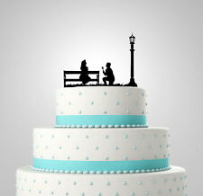 The Proposal Wedding Cake Topper