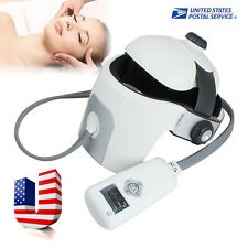 USA Head Acupressure Massager For Relaxation & Stress Massag with Music