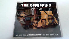 "THE OFFSPRING ""DEFY YOU"" CD SINGLE 1 TRACKS COMO NUEVO"