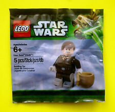 LEGO Star Wars 5001621 han solo Hoth POLYBAG NUOVO OVP