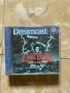 Evil Dead Hail to the King para Dreamcast