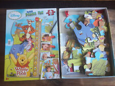 Puzzle Double Fun - Disney- Winnie l'ourson - TBE
