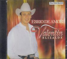 Valentin Elizalde Ebrio De Amor CD New Nuevo Sealed