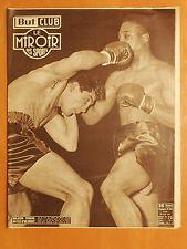 Miroir des Sports 401 du 20/4/1953-Boxe P.Sports,Milazzo touche Hayes d'un droit