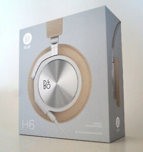 Super-Sonderpreis!!! B&O BeoPlay H6 Profikopfhörer Natural Edition