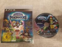 SKYLANDERS IMAGINATORS GAME  PS3 PLAYSTATION 3 PREOWNED