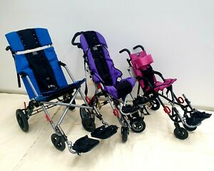 Convaid Cruiser Stroller Wheelchair - Children and Youth seating system
