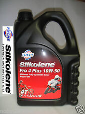 Fuchs Silkolene Pro 4 Plus 10w-50 4 L Engine Oil 600757120