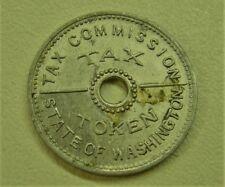 1935 TAX COMMISSION TOKEN WASHINGTON CO