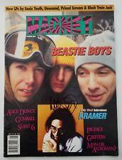 Mike D Signed Magnet Magazine The Beastie Boys Rap Hip Hop Legend Rad