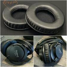 Thick Soft Leather Ear Pads Foam Cushion EarMuff For Roland RH-5 RH 5 Headphone