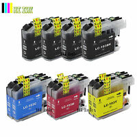 10PK LC103XL LC103 High Yield Ink For Brother DCP-J152W MFC-J475DW Printer
