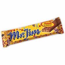 Mr. Jim Schokoladen-Riegel mit Erdnüssen ideal für Familien 36er Pack