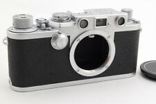 [Top MINT] Leica IIIf Red Dial 35mm Film Camera Body S/No.684447 From Japan #327