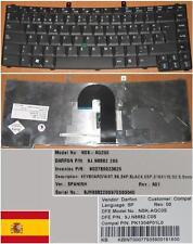 Teclado Qwerty Español ACER TM6492 6592G NSK-AGC0S 9J.N8882.20S KB.INT00.077