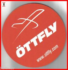✈ Mousepad (rund) ÖTTFLY Öger Türk Tur / airline / airways