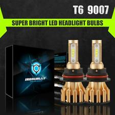 CREE 9007 HB5 LED Headlight Conversion Kit 1700W 255000LM Hi&Low Beam Bulb 6500K