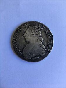 Piece Louis XVI 1781