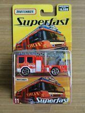 Matchbox Superfast 2005 - DENNIS SABRE  Nr 11 NEU-OVP