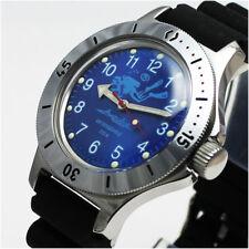 Vostok Amphibian 120656 Watch Scuba Dude Diver Military Russian New