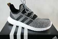 Adidas Kaptir Slippers Trainers Sports Shoes Black/White New
