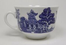 Royal Cuthbertson Blue Willow 8 Ounce China Cup - Made in China-Dishwasher Safe