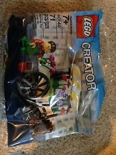 Lego Creator Flower Cart Wagon  40140 Polybag Store Exclusive Sealed In Hand