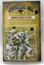 Knuckleduster KDM-12103 Mounted Vaquero Faction (Gunfighter's Ball) Old West NIB