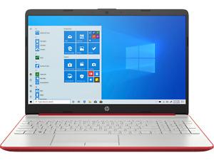 "New HP Notebook 15-dw0083wm 15.6"" HD Pentium 4-Core N5030 4GB 128GB SSD Webcam"