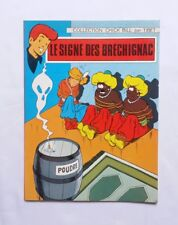 BD - Chick Bill Le signe des brechignac / EO 1969 / TIBET / DARGAUD / BROCHE TBE